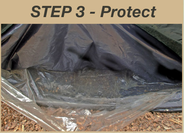 02 barrier silage clamp sealing