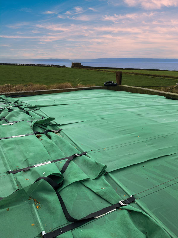 Wind damage stopped in its tracks by new sheeting system