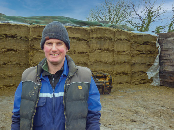 Good health, fertility and longevity in the suckler herd and high growth rates in youngstock are attributed to high quality silage with no contamination on a Devon farm.