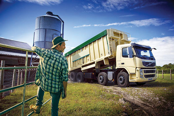 A sustainable approach to home-grown feed production could lead to less dependency on costly inputs and fewer lorries
